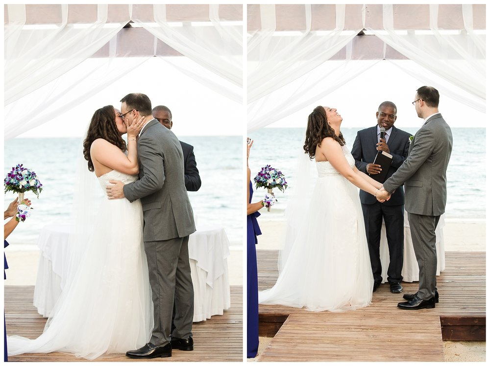 Jamaica wedding photographer creating colorful, vibrant, tropical images.