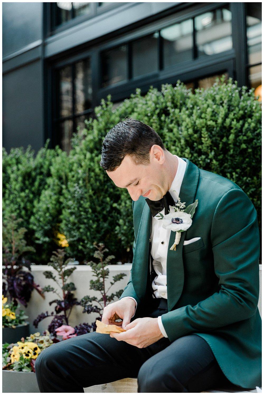 An elegant, classic Sagamore Pendry Baltimore wedding.