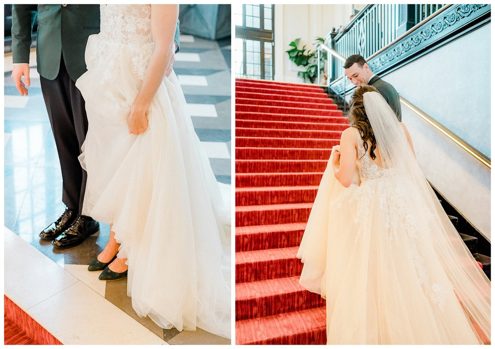 An elegant, classic Sagamore Pendry Baltimore wedding.