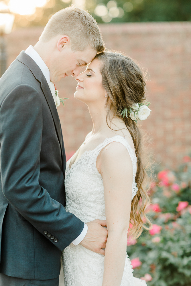 A romantic, rustic wedding at Dulany's Overlook in Frederick, Maryland
