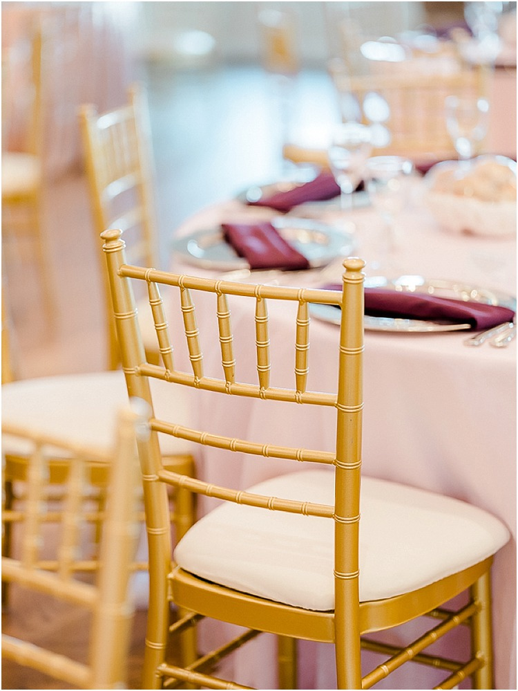 Classic waterfront wedding at the Bayfront Club in Edgemere, Maryland.