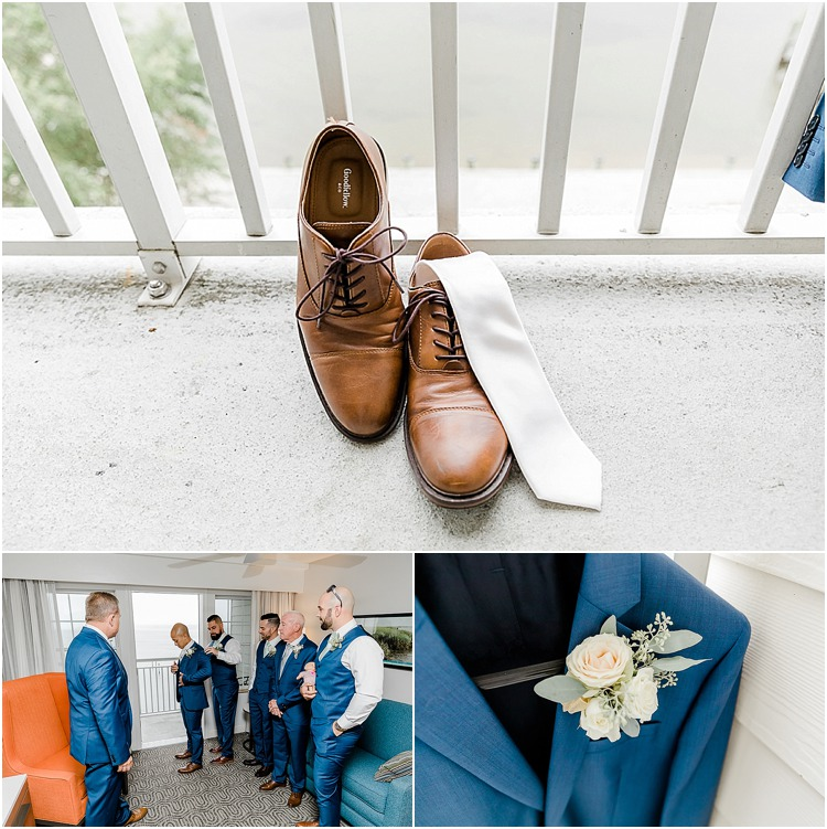A CBBC Beach House wedding in Kent Island, Maryland. Classic, elegant, waterfront wedding.