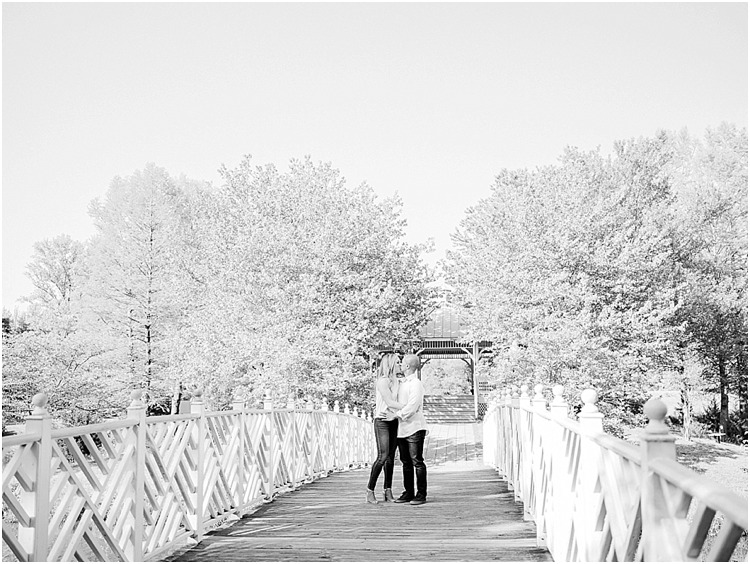 Annapolis engagement session at Quiet Water's Park.