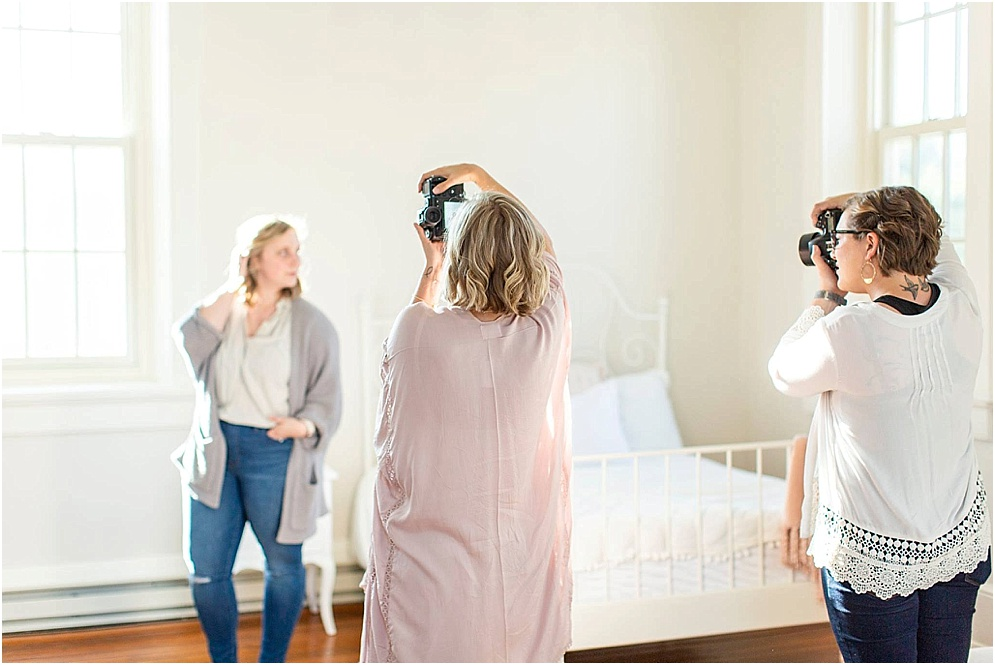 Our life as full time Annapolis wedding photographers.