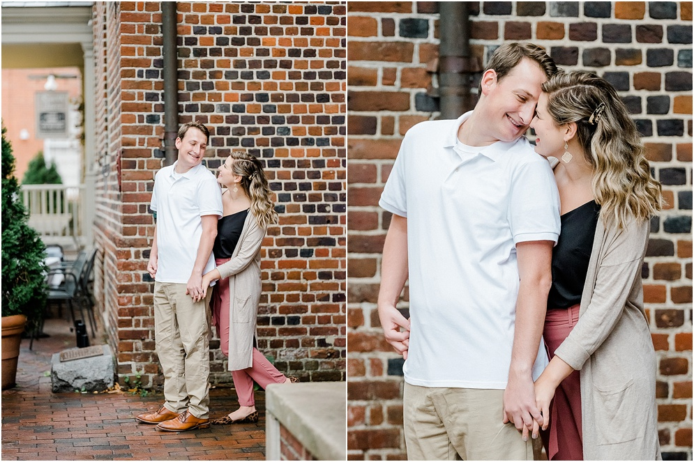 A playful and colorful downtown Annapolis photo session.
